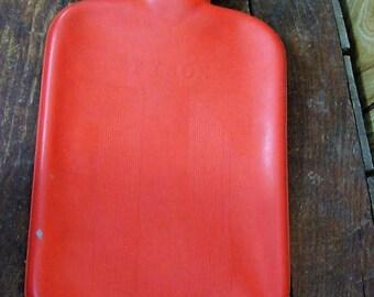 Hot Water Bottle Tyson Hot Water Bottle Red Rubber Hot Water Bottle