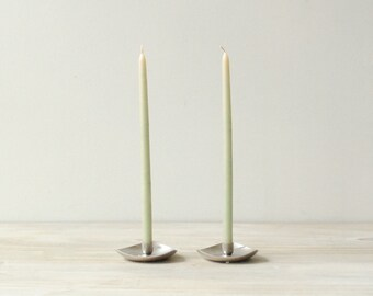 Vintage Candle Holders, Mid Century Modern Candle Holders