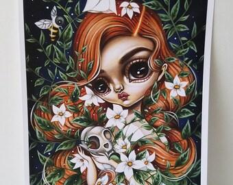 Remember Me 8x10 Art Print