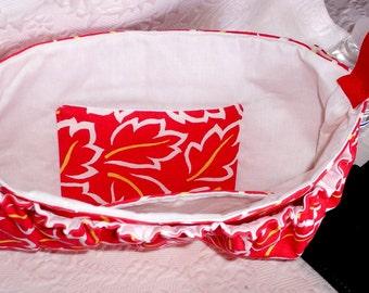 Handbag Insert, Medium Size Bag Organizer, Purse Insert Liner, Purse Organizer, Handbag Organizer, Purse Pockets, Handmade Women's Gifts