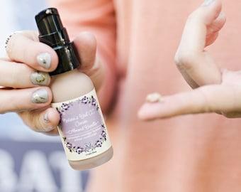 Nature's Veil CC Cream - Honey Flax