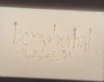"100% Natural ""COLD CREAM"" Body Bar Soap"