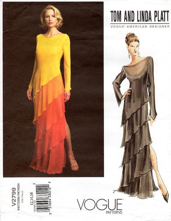 Bias Cut Dress Pattern