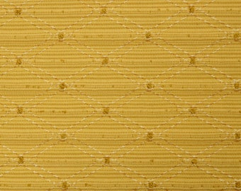 Vesuviaway Buttercup Fabric REMNANT 55 inches x 3 yards