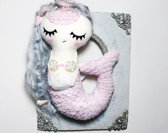 Mermaid Taxidermy