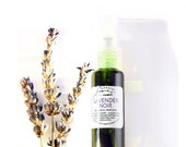 Lavender Noir - crushed lavender, flower incense, mushrooms, moss and smoke - botanical perfume - 10 ml spray