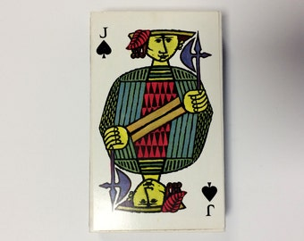 Stig Lindberg - Comedia - Playing Card Matchbox