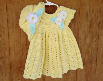 Yellow easter dress | Etsy