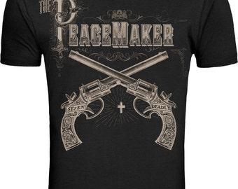 Peacemaker Guns Mens Tee