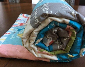 Storyboek Two Baby Quilt