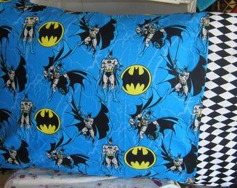 Standard Pillow Case-Batman 2 Pillowcase