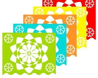Fiesta Flag Party Banner