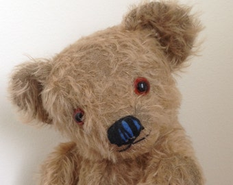 Hampton Bears, Billy Buttons, antique old style Artist Bear