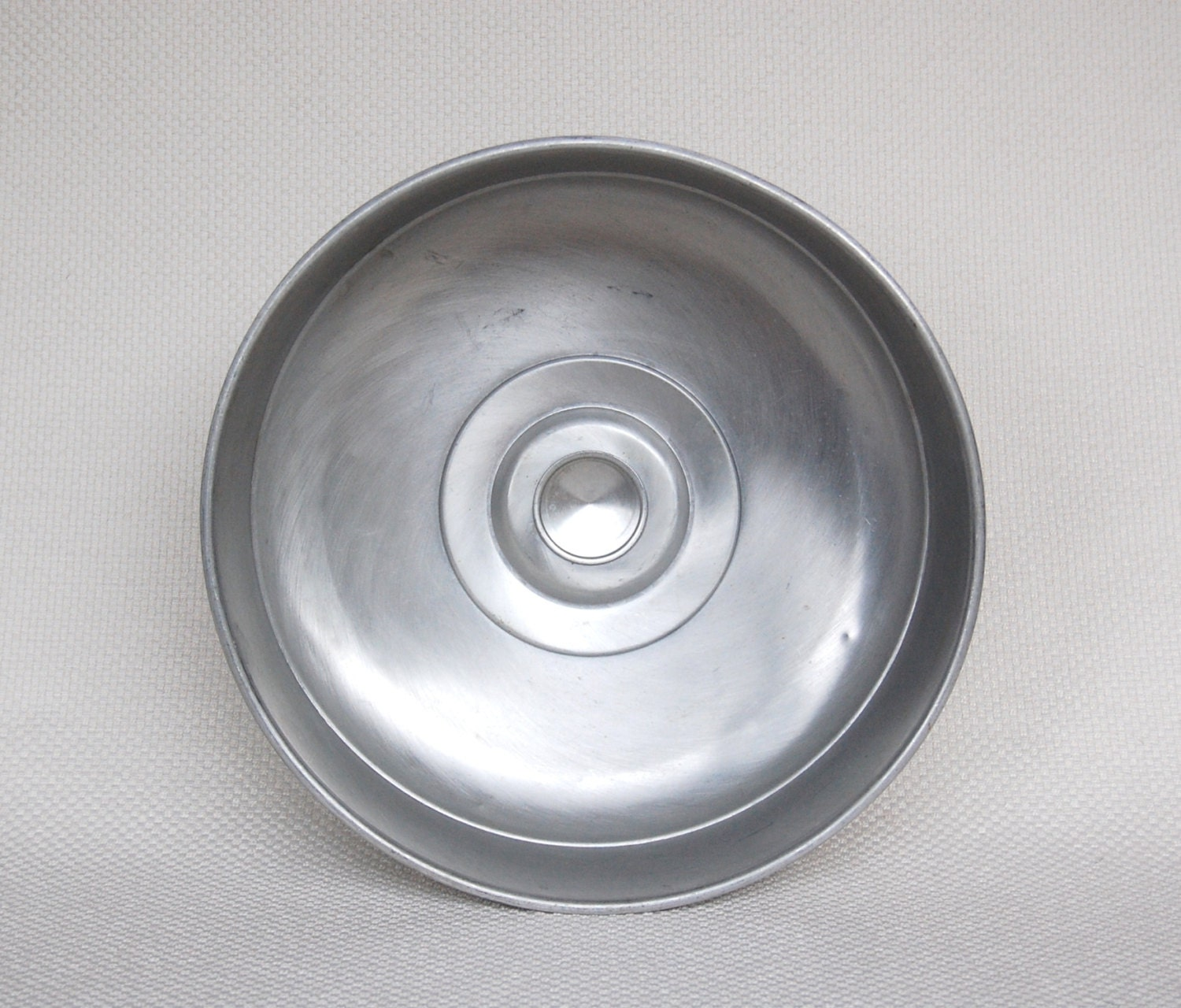 Vintage Kromex Aluminum Cake Plate Cover Kromex Cake Cover or Pie Plate Cover for Use with & Vintage Kromex Aluminum Cake Plate Cover Kromex Cake Cover or Pie ...
