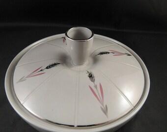 Kaolena China Covered Powder or Vanity Dish