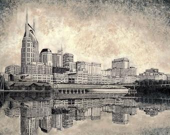 Nashville Skyline II