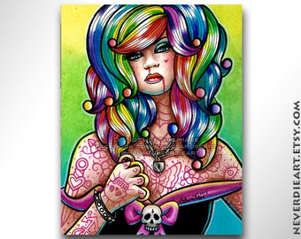 Hard Candy IV | Limited Edition | Art Print
