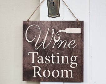 Wine Tasting Sign | Wine Tasting  Room SIgn  | Wood Wine Sign | Wine Saying Sign | Wine Saying | Wine Tasting Room | Wine Room
