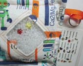 I Spy Bag, Science, Boys contents, car travel toy game, Eye Spy Game, seek and find, sensory occupational therapy, busy bag, stimming
