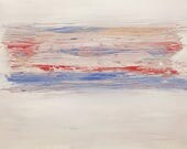 Wading - Acylic Painting...