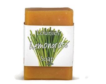 Lemongrass Soap (Goats Milk)