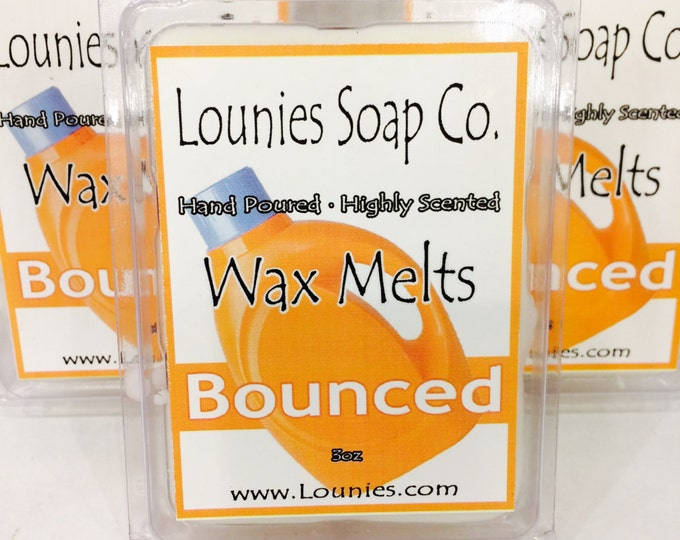 Bounced  Wax Melt 3oz