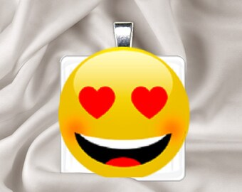 Emoji Happy Face Love