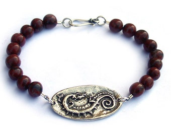 The Vampire Diaries Celtic Dragon Bracelet