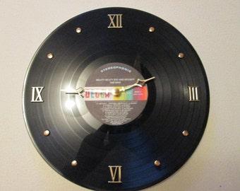 THE WHO record CLOCK