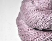 Fading rose perfume OOAK -  Merino/Cashmere Fine Lace Yarn