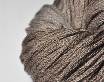 Grandpa's worn trousers - Merino/Alpaca/Yak DK Yarn