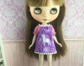 Blythe Smock Dress - Little Unicorn