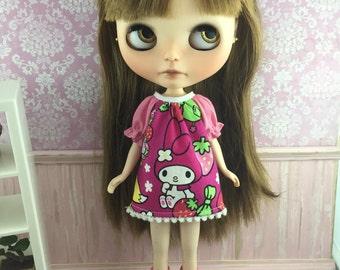 Blythe Smock Dress - My Melody