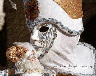 "Carnival of Venice, Mask Photo, Venice Photography, Italy Photography, Travel Photography, Prints and Mounted, Carnevale di Venezia XXI"""