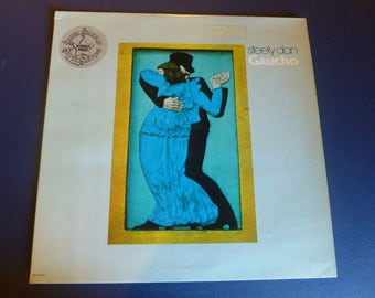 Steely Dan Gaucho Vinyl Record LP MCA-1693 MCA Records 1980