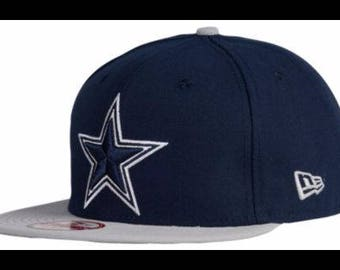 New NFL Dallas Cowboys Hat, Official NFL Hat, Adjustable Band,