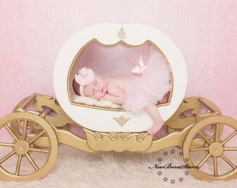 Light pink Tutu TUTU ONLY perfect for Newborn pictures, special occassions, birthdays and many more