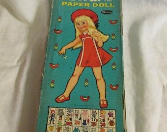 Whitman Heidi Paper Dolls