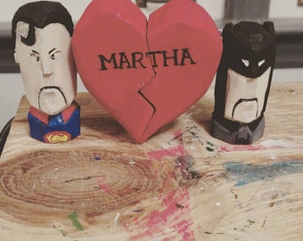Batman V Superman : Martha!!!
