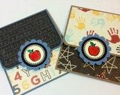 Teacher gift card holders (2) teacher appreciation