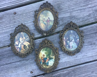 Gothic Frames Cast Metal Frames Small Frames Wall Frames Make In Italy