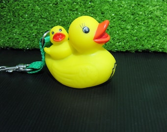 Duckies snaphook pouch