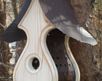 Wooden BIRD HOUSES | Outdoor Birdhouse | Bird Hosues