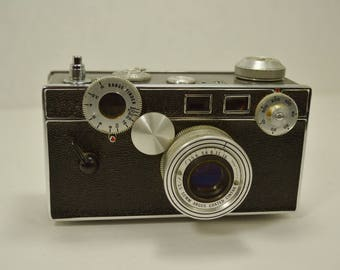 Amazing Vintage Argus Black Brick Camera - We have a vintage camera for you
