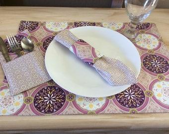 Custom Dining Setting - choose your fabrics
