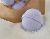 Bath Bombs | Lavender Bath Bomb | Set of 6 Bath Bombs