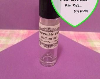 Diesel Loverdose Red Kiss type roll on perfume