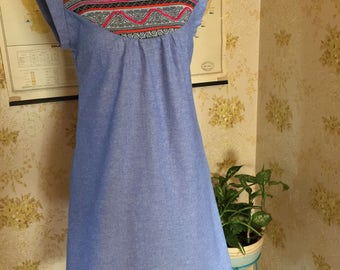 Collage Dress Hilltribe SALE!
