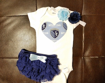 Sporting Bloomers Set