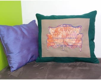 Fancy Couch Pillow